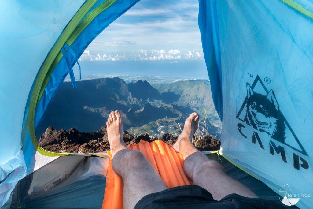 Location tente bivouac La Réunion 974
