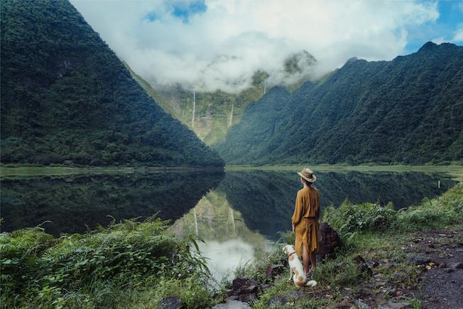 Grand Etang - randonnées famille La Réunion