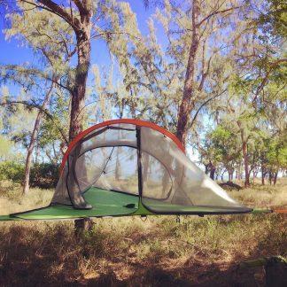 Tente suspendu 2 places