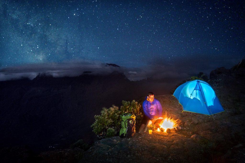 camping à la réunion