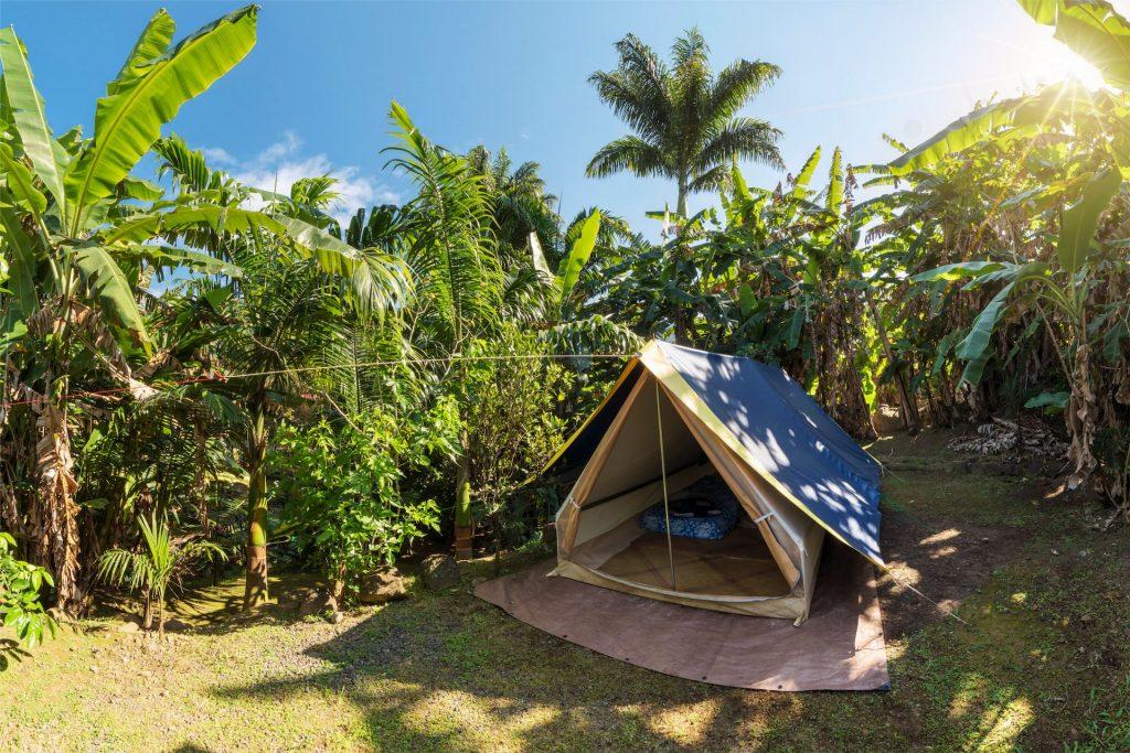 Camping à La Réunion, le camping de l'entre deux songes