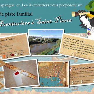 Les aventuriers à Saint Pierre